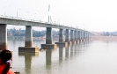 สะพานข้ามโขงที่มุกดาหาร